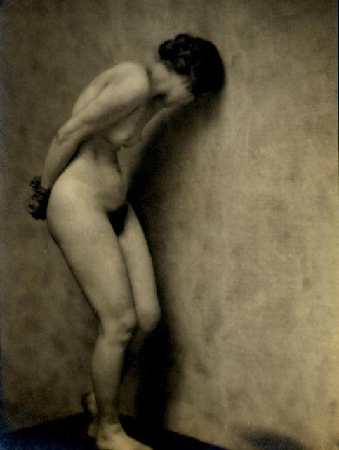 Nickolas Muray: untitled female nude (#7)