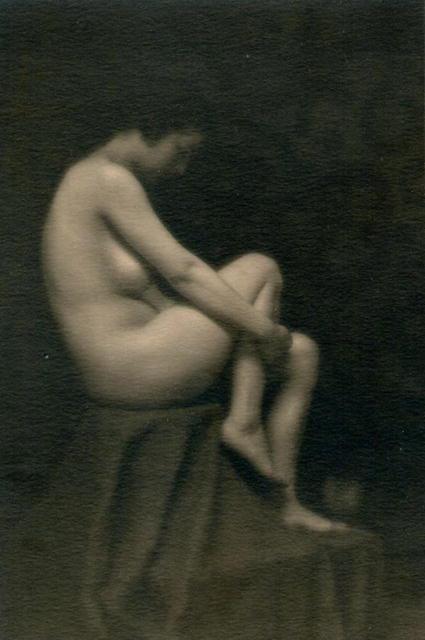 Nickolas Muray: untitled female nude (#8)
