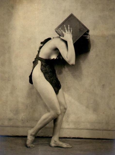 Nickolas Muray: untitled female nude (#12)