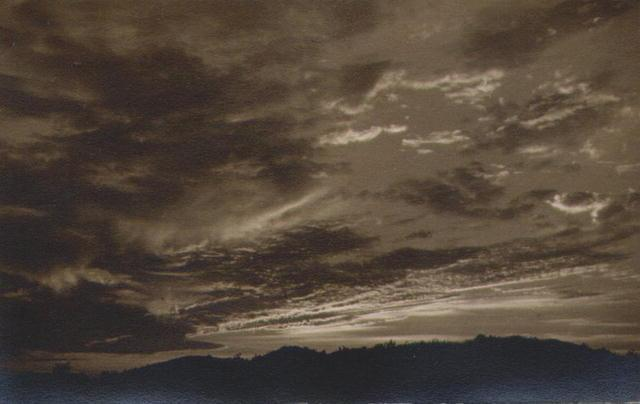 Jose Alemany: untitled (Provincetown clouds)
