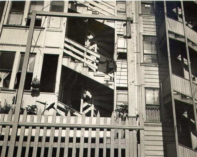 William F. Simpson: Oakland Tenements