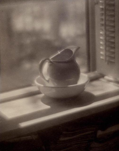 Pitcher - modern pictorial style photograph by Peter Mc Donough