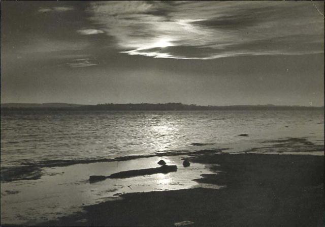 Mitchel A. Obremski: untitled seascape