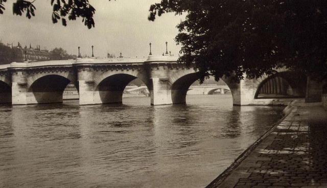 Paris. Pont Neuf