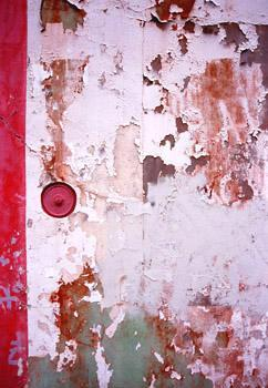 Gary Beeber: Detail, Abandoned Factory, New Orleans
