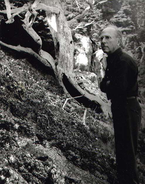 Bill Heick: Edward Weston at Point Lobos