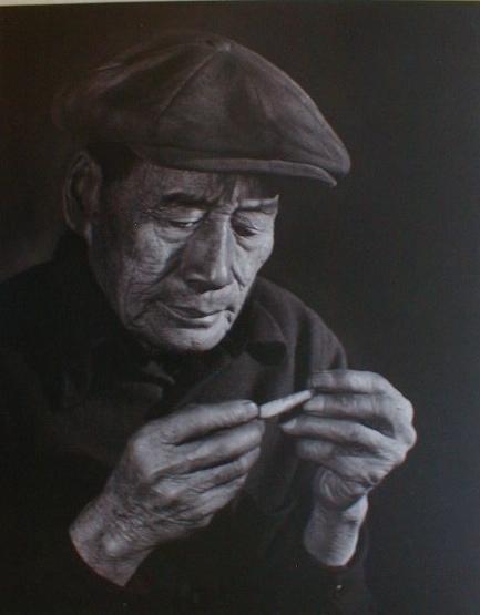 Elmer Lew: Old Man