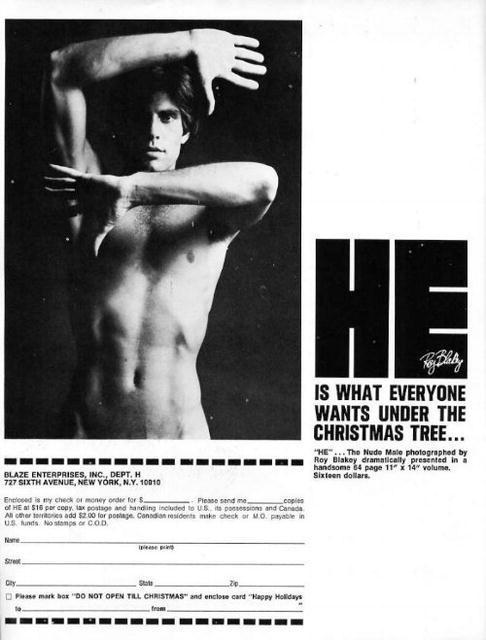 Roy Blakey: Tristan Berry, Sept. 17, 1971