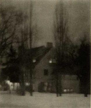 Ralph Steiner: Hanover Night