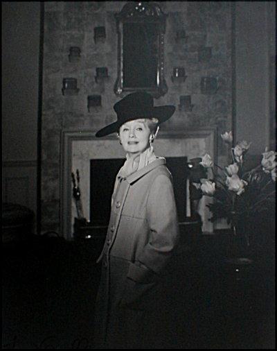Portrait of Hedda Hopper by Edward Carroll