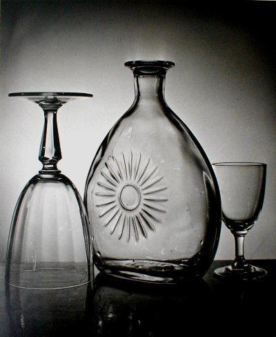 untitled (glass still life)