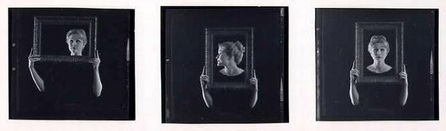 Framed Woman Sequence
