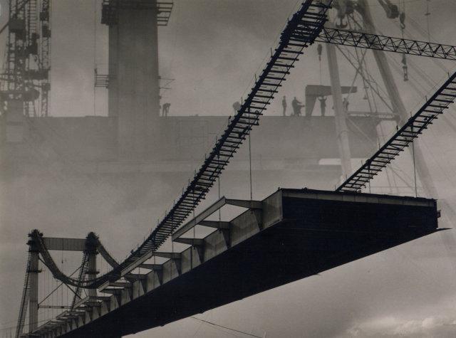 Erich Angenendt: Brueckenbau (Bridge Construction)