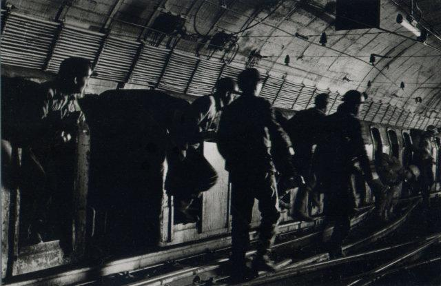 Rudi Angenendt: Untitled (Coal Mine)