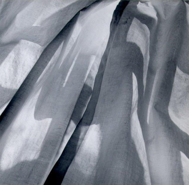 Martin Tarter: untitled (cloth and light abstraction)