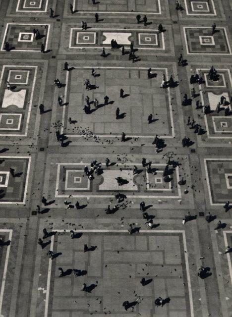 Rudi Angenendt: Roman Plaza (Italy)