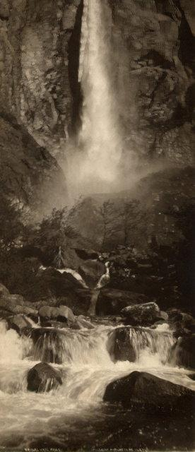 Pillsbury Picture Company: Bridal Vail Falls, Yosemite