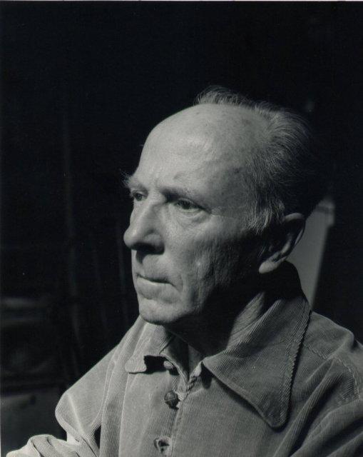 Nata Piaskowski: Portrait of Edward Weston
