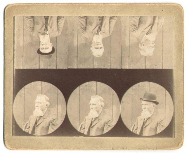 Six Portraits of a Man