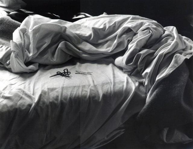 Imogen Cunningham: The Unmade Bed