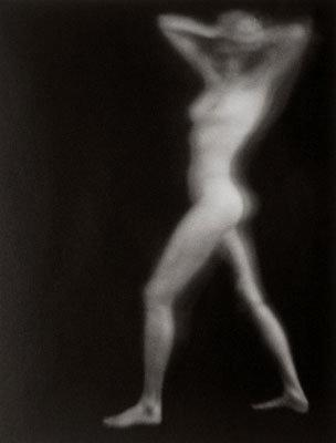 Alyson Belcher: Pinhole Camera Self-Portrait (#10A)