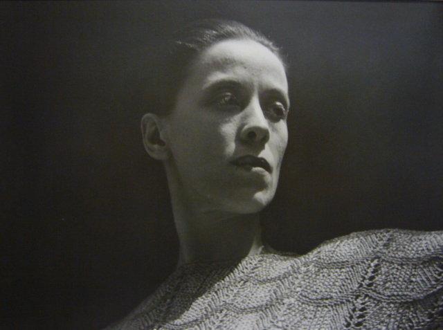 Imogen Cunningham: Martha Graham 48