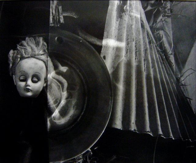 Imogen Cunningham: Doll in Junkheep, 1972