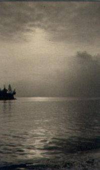 Imogen Cunningham: Black Point from Ferry Boat