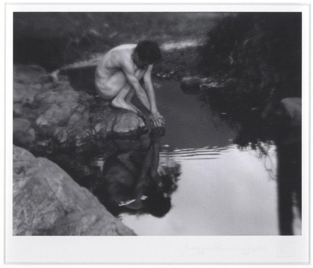 Imogen Cunningham: Roi on the Dipsea Trail 4