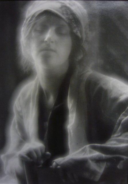Imogen Cunningham: The Dream, 1910