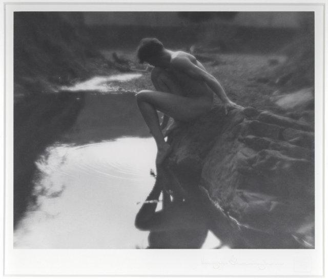 Imogen Cunningham: Roi on the Dipsea Trail 2