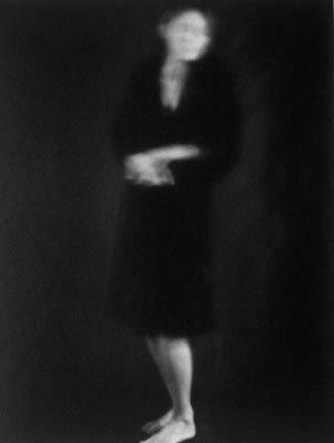 Alyson Belcher: Pinhole Camera Self-Portrait (#34B)