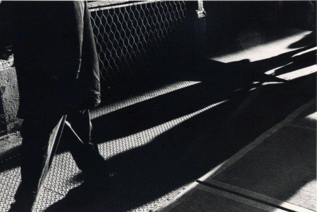 Steven Gelberg: Noir Walker
