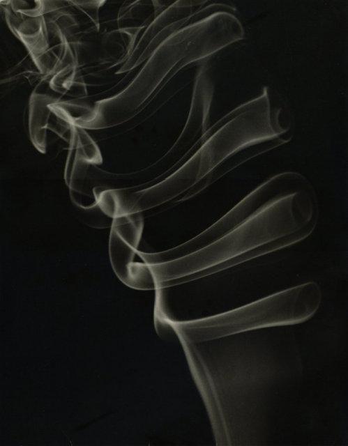 George Hoxie: Momentum Photogram