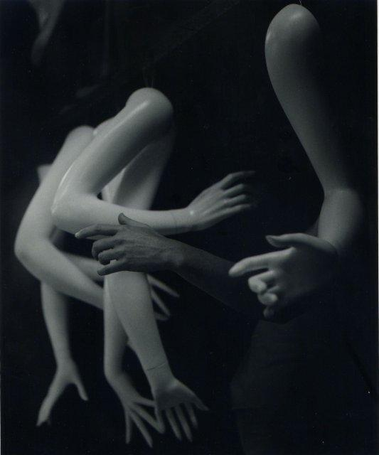 Imogen Cunningham: Another Arm, 1973