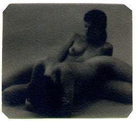 Ruth Bernhard: untitled (two figures)