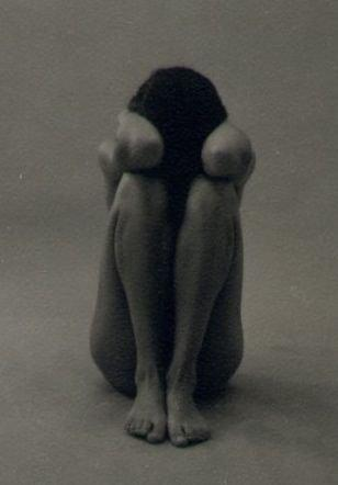Ruth Bernhard: untitled nude