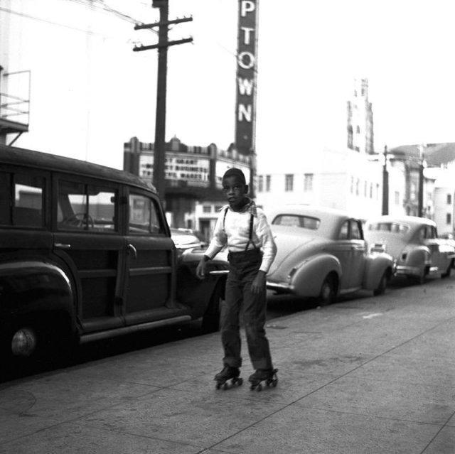 Gerald Ratto: Children of the Fillmore, #3