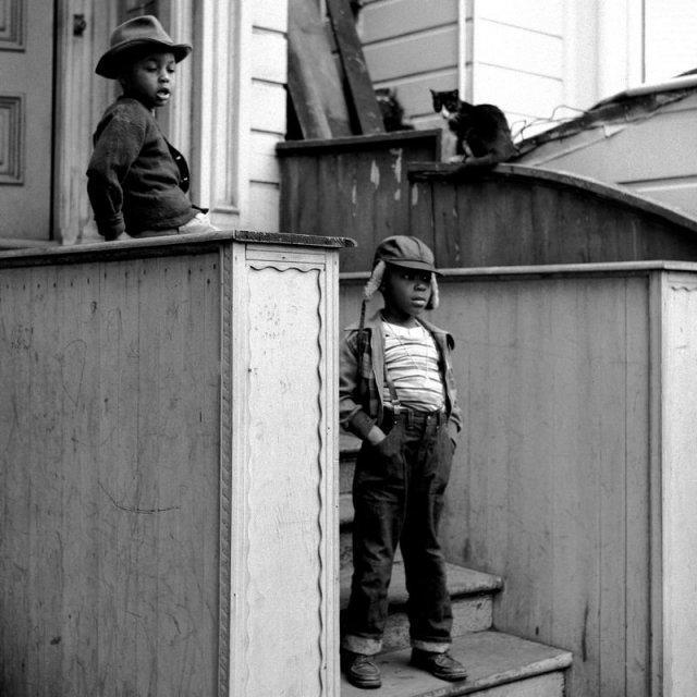 Gerald Ratto: Children of the Fillmore, #21