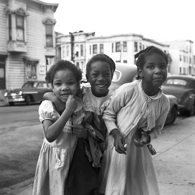 Gerald Ratto: Children of the Fillmore, #5