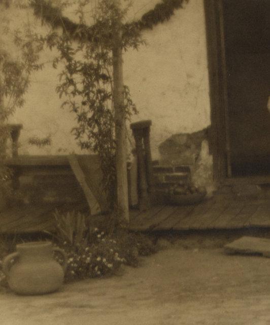 L. A. Ramsey: untitled (Garden Porch)