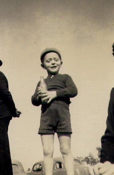 Found Image - 'Dickie' Ryan
