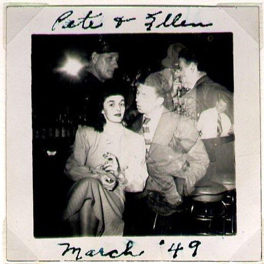 Found Image - Pete & Ellen /March '49