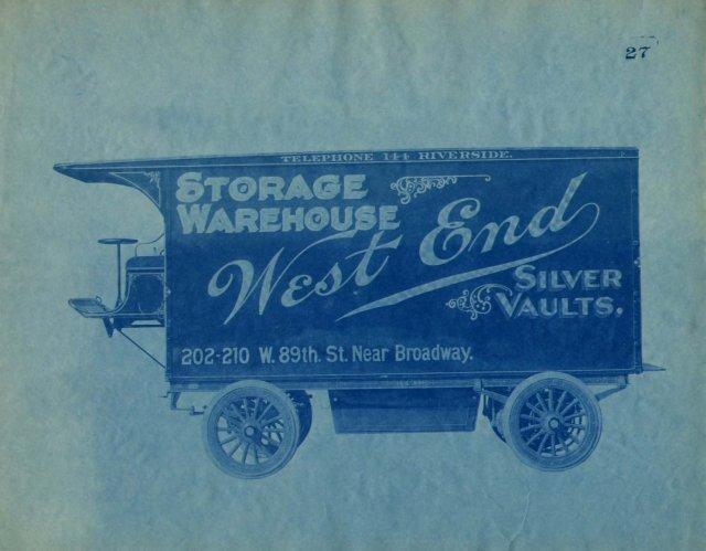 West End Silver Vaults (wagon)