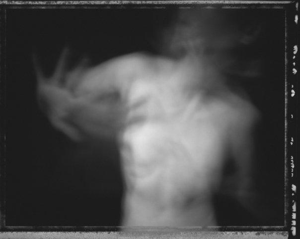 Alyson Belcher: Pinhole Camera Self-Portrait (#36B)