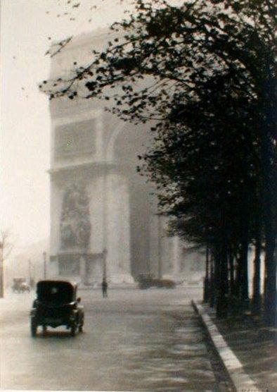 William C. Odiorne: Arc de Triomphe, Paris