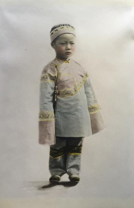Chinatown Child (#188)