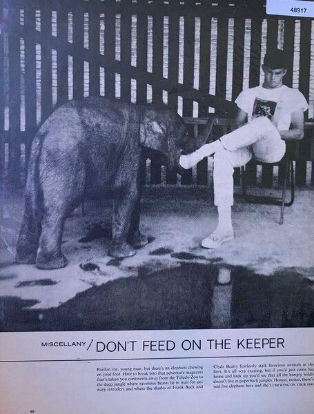 1966 don�t feed the keppe