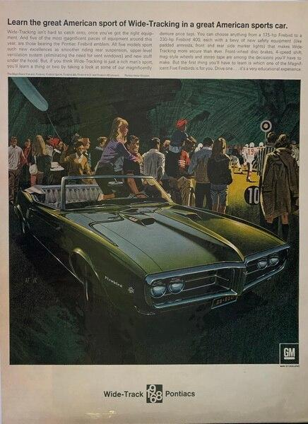 1967 Firebird Nov 28, 19y