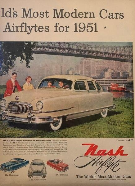 Nash presents the Airflyt
